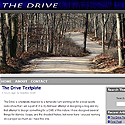 The Drive - Template Screenshot
