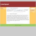 ColorSplash - Template Screenshot